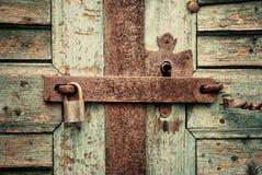 Free Locked Door Stock Images - 52161184