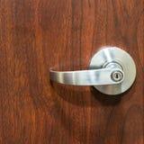 Locked Door Handle Royalty Free Stock Photo