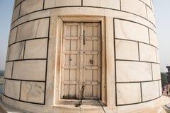 Locked Door of Minaret Royalty Free Stock Photography