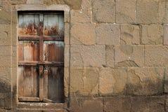 Locked door Stock Photos