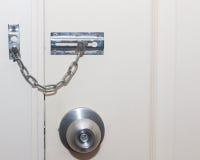 Locked doors Royalty Free Stock Photography