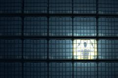 Free Locked In A Cube Stock Photography - 1107052