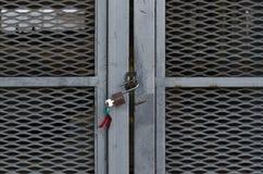 Locked. Stock Photography