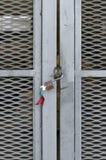 Locked. Stock Image