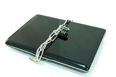 Locked notebook. Stock Photography