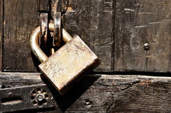 Locked. Stock Images