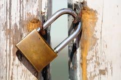 Locked. Royalty Free Stock Image