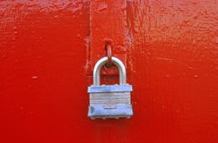 Locked Out Royalty Free Stock Images
