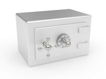 Locked safe Royalty Free Stock Photography