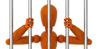 Locked up. Royalty Free Stock Photos
