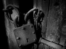 Locked up for a while Royalty Free Stock Photos