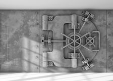 Vault background Royalty Free Stock Photo