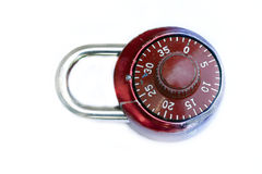 Locker Stock Image