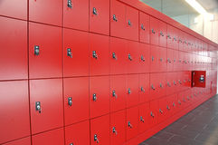 Locker Royalty Free Stock Photography