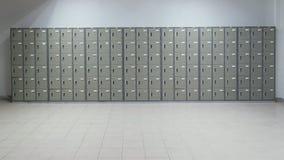 locker Foto de Stock