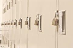 Locker key. Stock Photos