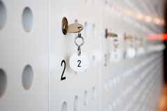 Locker nr. 2 Royalty Free Stock Photos
