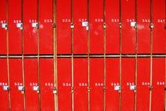 Locker room Stock Photos