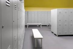 Locker room Royalty Free Stock Photography