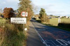 Lockerbie, Scotland Royalty Free Stock Photo