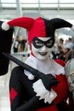 Lockern Sie im Kostüm an einer LA Anime-Ausstellung 2013 auf Stockfotos