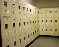 Lockers Stock Photos