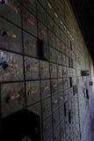lockers fotos de stock