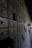 lockers imagens de stock