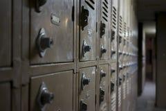 lockers Imagem de Stock