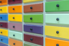 Lockers Royalty Free Stock Image