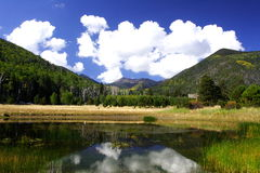 Lockett meadow Royalty Free Stock Photos