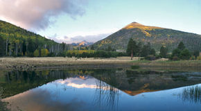 Lockett Meadow Royalty Free Stock Photo