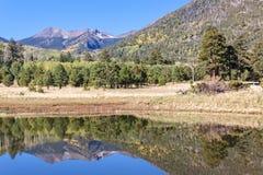 Lockett Meadow Fall Reflection Royalty Free Stock Photo