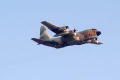 Lockhead γ-130 Hercules Στοκ εικόνα με δικαίωμα ελεύθερης χρήσης
