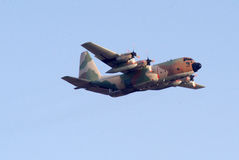 Lockhead C-130 Hercules Royalty Free Stock Image