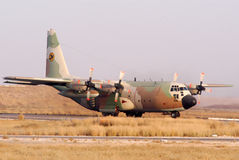 Lockhead C-130 Hercules Royalty Free Stock Images