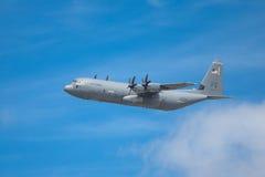 Lockheed C-130 Hercules foto de stock