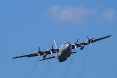 Lockheed C-130 Hercules Royalty Free Stock Photo