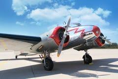 Lockheed Electra 10A Imagens de Stock Royalty Free