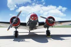 Lockheed Electra 10A Стоковые Изображения RF
