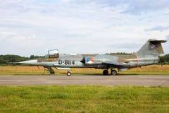 Lockheed F-104 Starfighter obrazy royalty free
