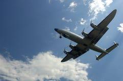 Lockheed-Konstellation Stockbild