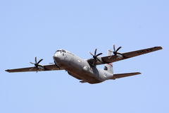 Lockheed Martin γ-130J έξοχο Hercules Στοκ φωτογραφία με δικαίωμα ελεύθερης χρήσης