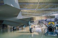 Lockheed Martin φ-35a αστραπή ΙΙ Στοκ Φωτογραφίες