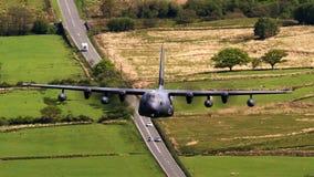 Lockheed Martin C-130J Super Hercules royalty free stock photography