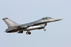 Lockheed Martin F-16 - Approach Stock Photos