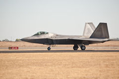 Lockheed Martin F-22 Raptor Royalty Free Stock Image