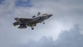 Lockheed Martin F35B Arkivfoton