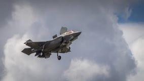 Lockheed Martin F35B Royaltyfria Bilder