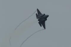 Lockheed Martin F-35 Bliksem II Stock Foto